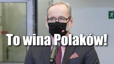 Photo of Niedzielski straszy powrotem lockdownu. Wszystko z winy beztroskich Polaków?