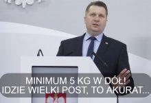 Photo of Poranne Plotki Biznesowe: Czarnek deklaruje, że zrzuci z 5 kg, premier zapowiada Nowy Polski Ład