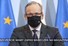 Photo of Poranne Plotki Biznesowe: Nowe rozporządzenie w sprawie maseczek? Przyłbice na celowniku rządu