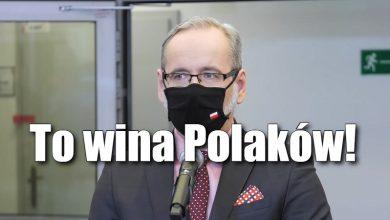 Photo of Jeszcze im mało? Niedzielski straszy Polaków kolejnymi obostrzeniami