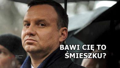 """Photo of Napisał """"Andrzej Duda jest debilem"""" i teraz grożą mu 3 lata więzienia"""