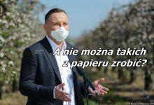 """Photo of """"Dudowa"""" Fabryka Maseczek nie wyprodukowała ani jednej"""