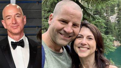 Photo of MacKenzie Scott, była żona Jeffa Bezosa, wyszła ponownie za mąż