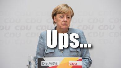 """Photo of Merkel pomyliła się w sprawie lockdownu: """"Proszę obywateli o wybaczenie"""""""