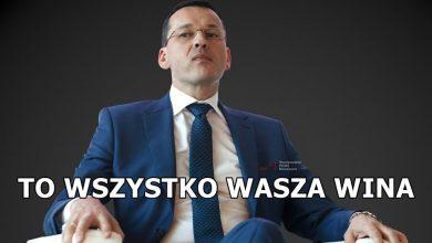 """Photo of Morawiecki szczuje na lekarzy! """"Niektórym z nas pękły serca"""""""