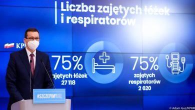 Photo of Morawiecki ogłosił zaostrzenie obostrzeń i… zaatakował opozycję…