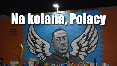 Photo of Polscy piłkarze uklękną na Stadionie Wembley, aby uczcić Georga Floyda?
