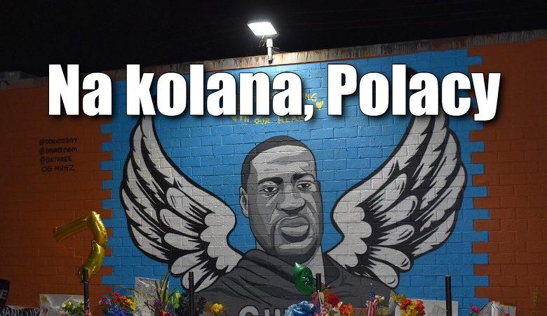 plotkibiznesowe.pl: Polscy piłkarze uklękną na Stadionie Wembley, aby uczcić Georga Floyda?