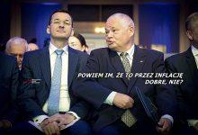 Photo of Prezes NBP dostał prawie 20% podwyżki! Kryzys? Jaki kryzys?