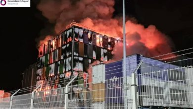 Photo of Spłonęła serwerownia OVH w Strasburgu. Polski internet ma problemy