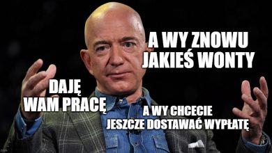 Photo of Amazon bronią fake konta na Twitterze. W tle Deep Fake i Jeff Bezos