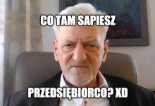 Photo of prof. Andrzej Horban o lockdownie: JESZCZE nie umieramy z głodu xD