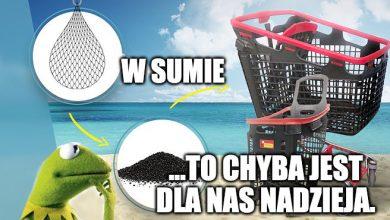 Photo of Biedronka oczyszcza Bałtyk ze śmieci, aby robić z nich wózki sklepowe