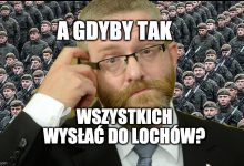 Photo of Grzegorz Braun ogłosił program wyborczy w formie dekalogu. Chce budować fort w Rzeszowie!