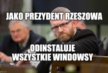 Photo of Grzegorz Braun jako prezydent Rzeszowa chce walczyć z Billem Gatesem xD