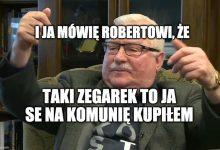 Photo of Wpadka Lecha Wałęsy na wizji. Jeszcze tak szybko nie kończył nagrania