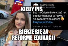 Photo of Maja Drzewiecka z PiS zaliczyła wtopę z geografii i teraz się tłumaczy xD