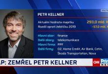 Photo of Nie żyje najbogatszy Czech, Petr Kellner. Zginął w katastrofie lotniczej