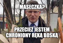 Photo of Być może chcesz zobaczyć, jak Marcin Warchoł, kumpel Zbigniewa Ziobry, łamie restrykcje