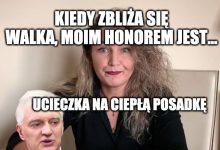 Photo of Monika Pawłowska i jej hipokryzja w kilku Tweetach