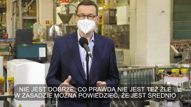 Photo of Poranne Plotki Biznesowe: Nowy lockdown szokiem dla rynku, ale rząd zapowiada kolejną tarczę