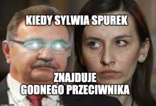 Photo of Sylwia Spurek wyśmiana przez Prezesa Polskiej Izby Mleka xD