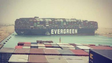 Photo of Egipt skonfiskował kontenerowiec Ever Given i chce miliard dolarów