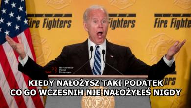 Photo of Biden chce podnieść podatki nie tylko w USA, ale… na całym świecie