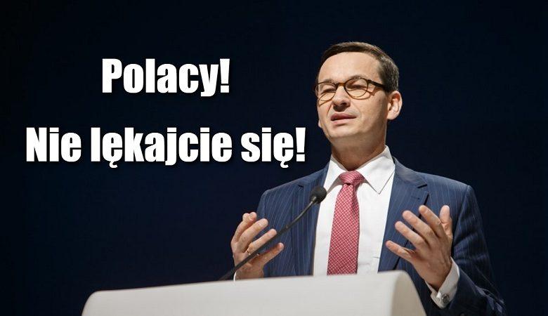 plotkibiznesowe.pl: Morawiecki ogłosił, kiedy zaczniemy odmrażać gospodarkę. Jest jedno ALE