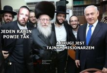 Photo of Jerozolimski rabin oskarżony o bycie tajnym chrześcijańskim misjonarzem
