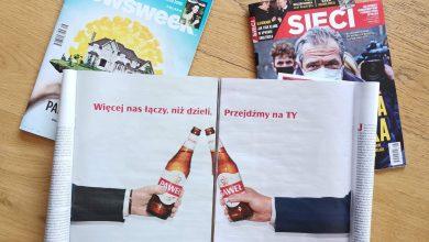 Photo of Tyskie z genialną reklamą dla zwolenników PO i PiSu