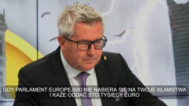 Photo of Poranne Plotki Biznesowe: Czarnecki musi oddać sto tysięcy w europejskiej walucie. A tak krzyczał, że to fake news…