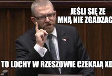"""Photo of Grzegorz Braun obiecuje """"zniesienie lockdownu w Rzeszowie"""", choć nie ma takiej władzy"""