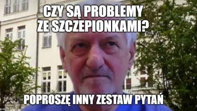 Photo of Prof. Horban ukrywa ilu Polaków dostało zakrzepicy po AstraZeneca?
