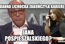 Photo of Jan Pospieszalski zbanowany na TVP? Odcinek o pandemii może zakończyć jego karierę