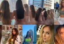 Photo of Zidentyfikowano nagie modelki z Dubaju, którym grozi więzienie [FOTO]