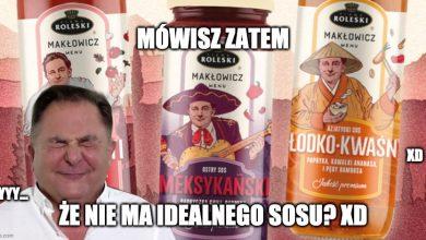 Photo of Robert Makłowicz promuje sosy na swojej recepturze! Gdzie je kupić?