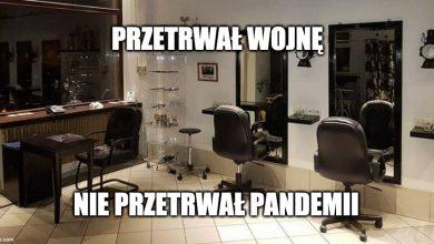 Photo of Najstarszy, przedwojenny zakład fryzjerski w Warszawie bankrutuje przez restrykcje