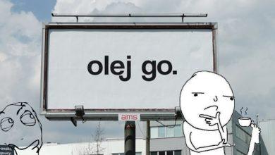 Photo of O co chodzi z kampanią OLEJ GO, która pojawiła się w niektórych miastach?