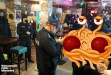 Photo of Lokal Piw Paw kończy działalność, choć właściciel założył Świątynię Latającego Potwora Spaghetti