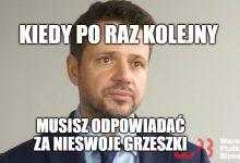 Photo of Rafał Trzaskowski oskarża rząd o podwyżki opłat za wywóz śmieci w Warszawie