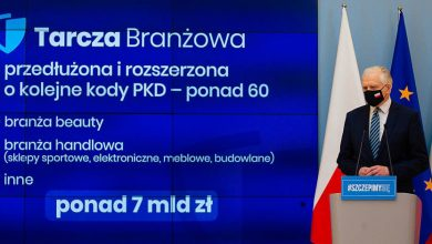 Photo of Zmiany w Tarczy Branżowej. Więcej firm otrzyma pomoc. Sprawdź PKD