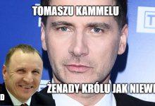 """Photo of Tomasz Kammel podlizuje się """"cudownemu"""" Jackowi Kurskiemu. Szczyt żenady?"""