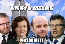 Photo of Wybory na prezydenta Rzeszowa przesunięte. Znamy prawdopodobną datę