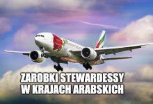 """Photo of Zarobki stewardessy w Arabii Saudyjskiej mogą szokować. Jest jednak jedno """"ALE"""""""