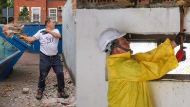 Photo of Burmistrz Lublińca sam rozebrał garaż, bo robotnicy chcieli zbyt dużo