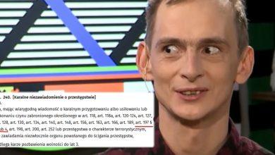 Photo of Jaś Kapela trafi do więzienia na 3 lata, bo nie zgłaszał gwałcicieli?