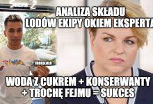 """Photo of Lody Ekipy skrytykowane przez Katarzynę Bosacką. Co w nich jest? """"Po prostu kiepskie"""""""