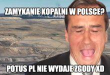 Photo of Patoprezydent Mariusz Max Kolonko nakazuje prace w kopalni Turów xD