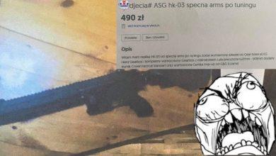 Photo of Oszustwo na OLX. Zamiast repliki broni dostał ziemniaki i miły liścik